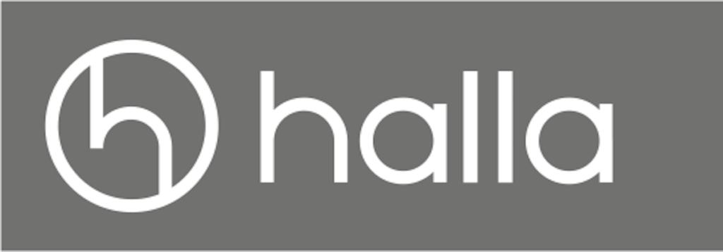 Halla logo
